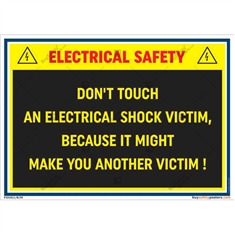 Electrical Safety Slogan