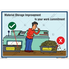 Material Storage Improvement