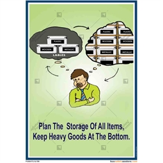 Plan the Storage of All Items