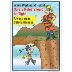 work-at-height-safety-posters