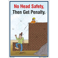 Safety poster in Hindi for industries Company safety posters
