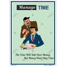 Poster-on-Time-Management