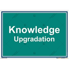 Positive-Attitude-Knowledge-Upgradation-Poster