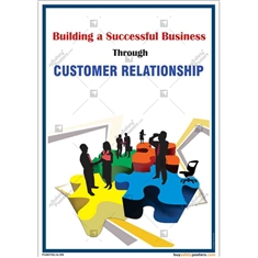 Business-Management-Customer-Relationship-Poster