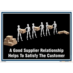 Positive-Attitude-Supplier-Relationship-Poster