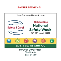 National Safety Week 2020 Banner