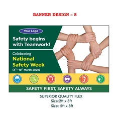 National Safety Week Banner 1